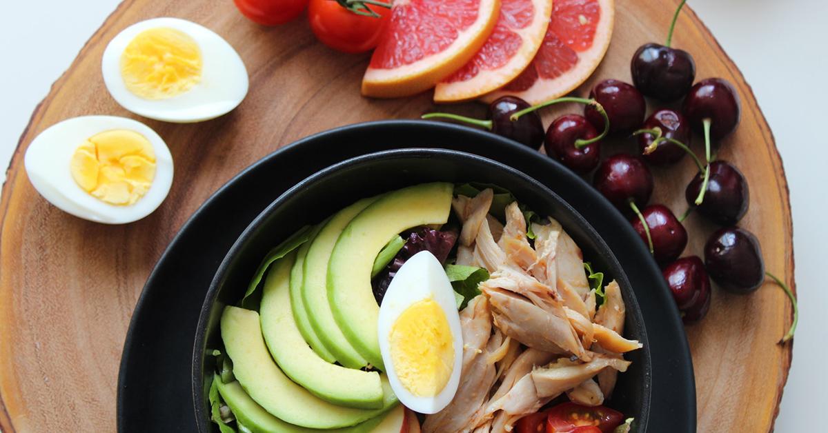tanier grep avokado vajicko a hrozno pre imunitu